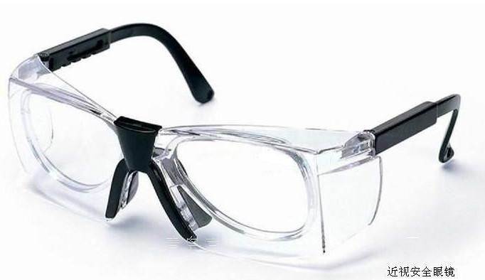 供应近视防护眼镜近视防护眼镜防雾防紫外线红外线户外运动防滑防护眼镜