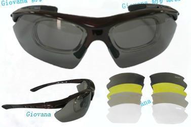 供应运动户外防护眼镜时尚运动户外防护眼镜防紫外线红外线运动五色防护眼