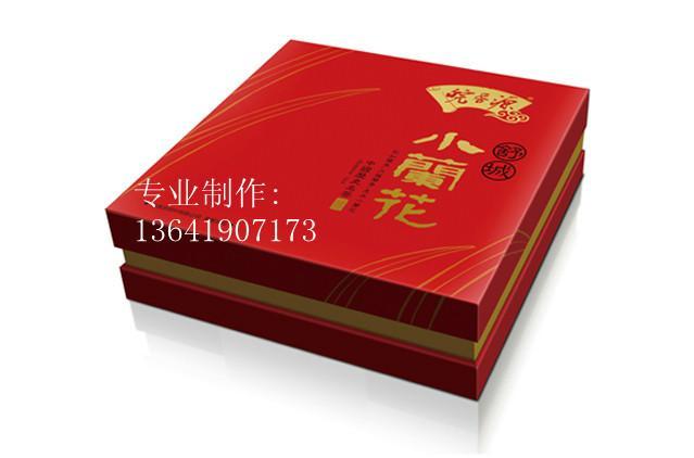 供应礼品盒生产厂家上海秦菱包装