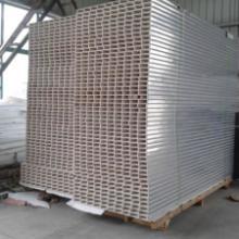 供应玻镁岩棉夹心板净化彩钢板机制玻镁板厚度