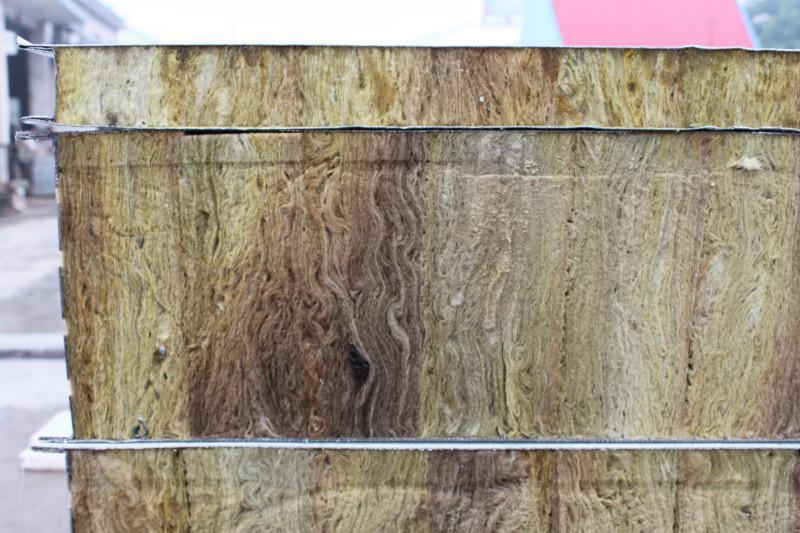 供应彩钢板岩棉彩钢复合板厂家