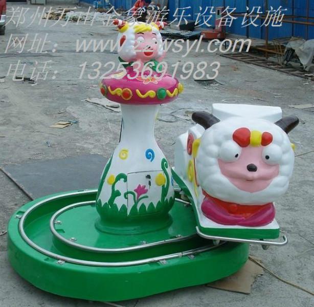 郑州/供应郑州中小型游乐设备小火车图片