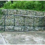 河道镀锌石笼网图片