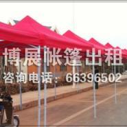 郑州红色广告帐篷出租图片