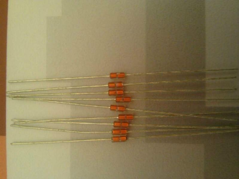供应浙江温控器用热敏电阻 浙江温控器用NTC热敏电阻