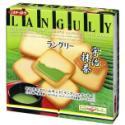 日本伊度饼宇治抺茶忌廉夹心饼133.2g(12枚X11.1g)24