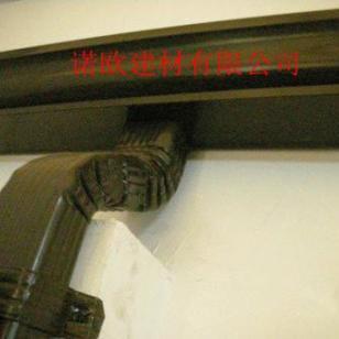 彩铝落水系统图片