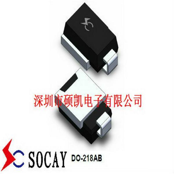 供应硕凯TVS二极管SM8S33A和一般稳压二极管区别