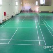 北京学校体育馆水泥地面装修聚脲图片