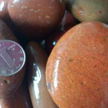 湖北武汉哪里有卖红色鹅卵石、石英砂、滤料的?襄阳民禹图片