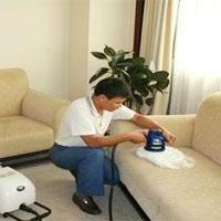 供应昆明清洗白色皮沙发及保养/
