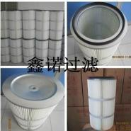 聚酯纤维空气滤筒木浆纤维空气滤筒图片