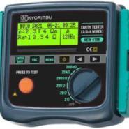 河南雷电检测预警系统接地电阻测试图片