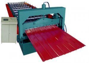 供应压瓦机840单板彩钢压瓦机邯郸压瓦机 图