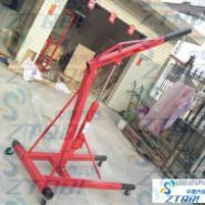 2T普通型吊机/厂供汽车发动机吊图片