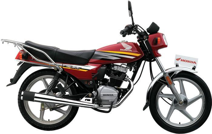 摩托车 新大洲本田125价格