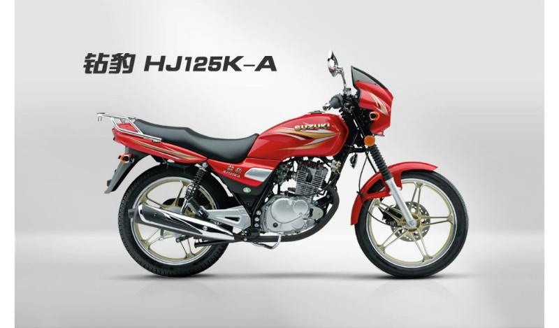 豪爵钻豹125�9b�9�b_供应铃木suzuki钻豹hj125k-a摩托车