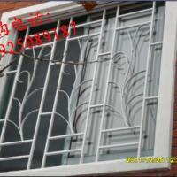 铝合金窗花生产 手工制作 铝窗花加工 免费上门安装 焊接铝合金窗花儿童安全防护窗