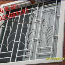 铝合金窗花生产 手工制作 铝窗花加工 免费上门安装 焊接铝合金窗花儿童安全防护窗批发