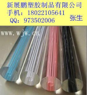 透明PC耐力板图片/透明PC耐力板样板图 (1)