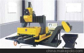 供应双工作台式数控平板钻孔机