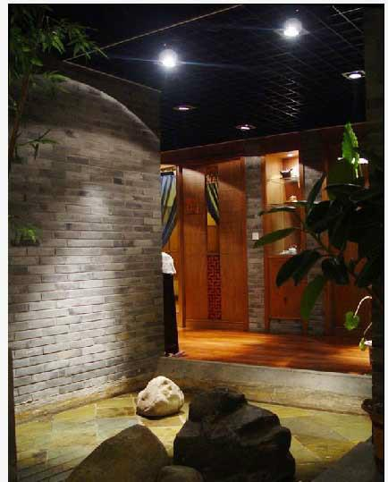 花园_自然供货商_供应德阳自然景观自然式布园林设计施工人员招聘图片