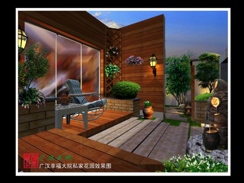 效果图_效果图供货商_供应山东入户学院效果设计德阳花园图片