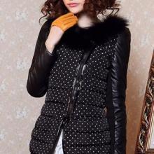 供应时尚韩版女装厂家直销加厚款棉衣批发