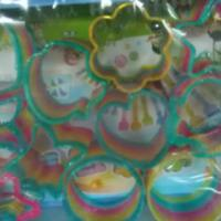 福州批发新款异性彩虹圈