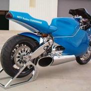 宝马Y2K摩托车本田踏板摩托车图片