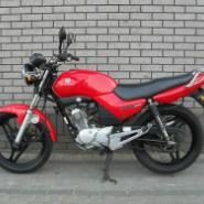雅马哈天剑125摩托车多少钱图片
