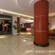 福永写字楼装修一条龙装饰图片