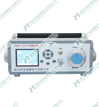 供应微机型SF6微水测量仪 HDWS-242