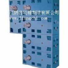 供应江阴多灵牌ZSYF塑料橡胶压延机用减速器