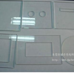 86型118型120型开关玻璃面板图片