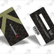 考勤卡印刷小区业主卡印刷图片