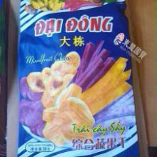 东盟国贸东南亚越南干果沙巴哇综合蔬果干230克营养丰富批发零售批发
