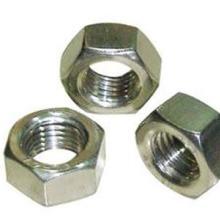 供应六角螺母 不锈钢 A2 DIN图片