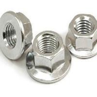 供应A2-70法兰螺母DIN6923不锈钢材质