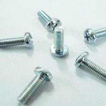供应十字盘头螺钉/碳钢镀锌螺钉/机螺钉