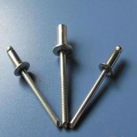 供应开口型沉头抽芯铆钉 铝帽铁芯