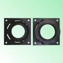 供应用于多媒体的方形支架厂家批发,34方形音箱喇叭支架,方形喇叭支架价格
