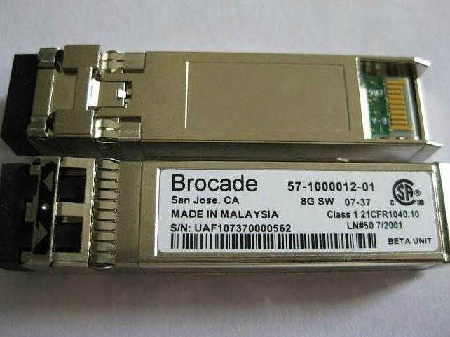 供应57-1000012-01博科8G多模sfp+光模块 F版