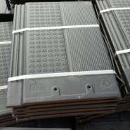 供应宜兴新荣琉璃瓦厂、批发各种釉色平板瓦、陶瓷瓦厂价供应、瓦配件批发