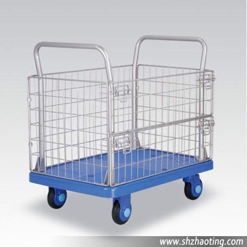 供应LH静音手推车,手推车, 不锈钢推车,医疗推车、物流推车