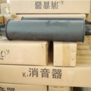 潍柴原厂4100用排气管图片