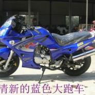 上海力帆发动机摩托车跑车图片