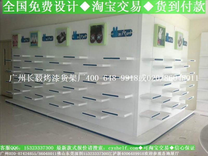 最新鞋店装修商场鞋店设计效果图图片 高清图片