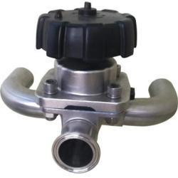 供應進口衛生級U型隔膜閥