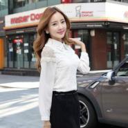 2013新款女装韩版长袖打底衫图片